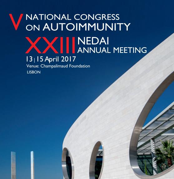 Candidaturas a Prémios e Bolsas NEDAI 2017